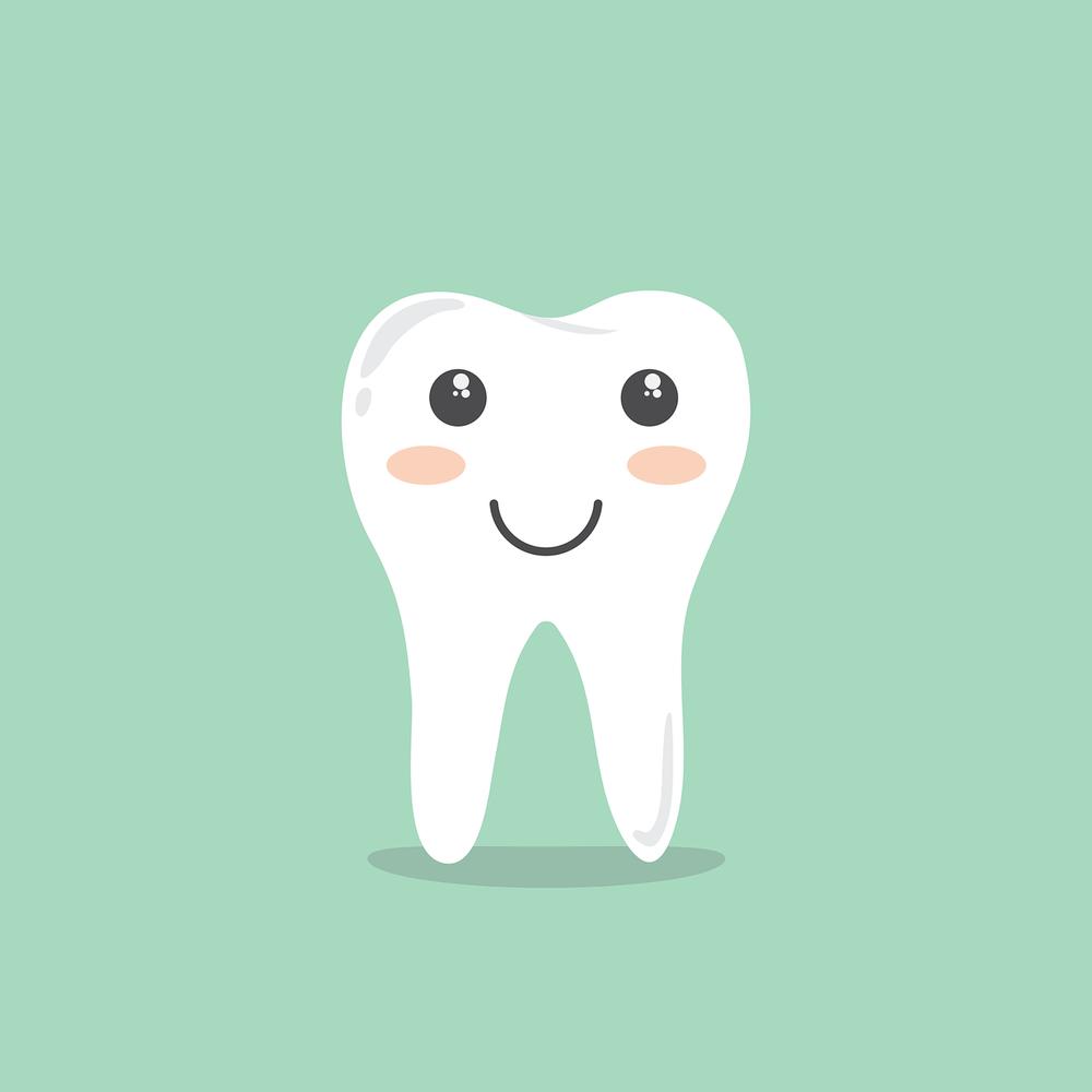 Ont i tanden?