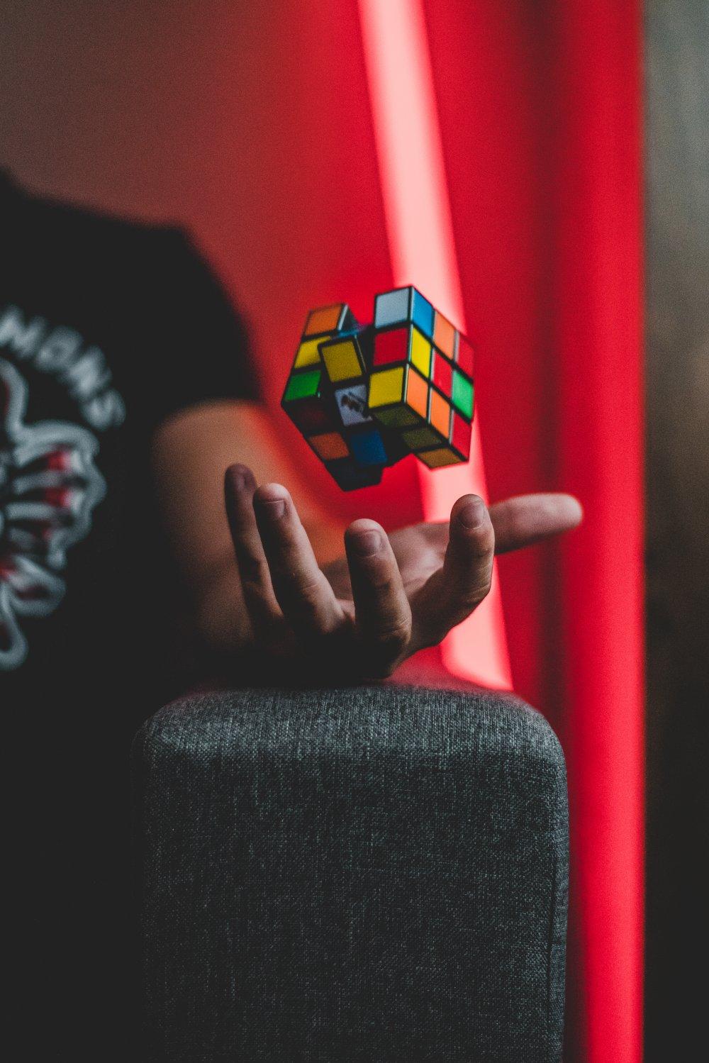 Rubiks Kub – En rolig IQ-utmaning som främjar hälsan
