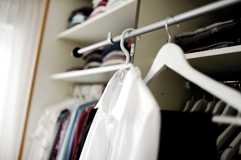 Få ut så mycket som möjligt av hemmet och förvaringen med hjälp av måttanpassade garderober