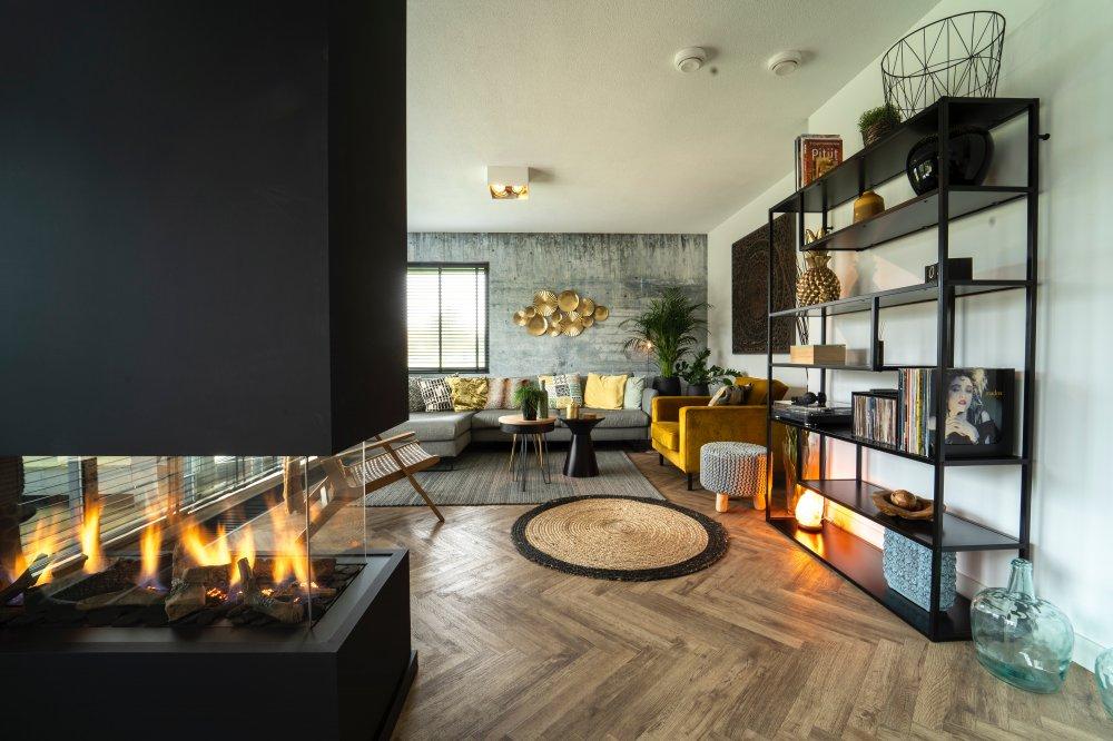 Med hjälp av en gasolflaska kan man få härlig värme både inomhus och utomhus